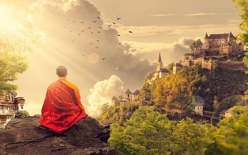 moine-tibet
